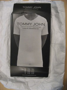 Tommy John packaging - front