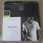 Undershirt Review – Alfani Basic – Ultra Fresh – Antimicrobial Protection
