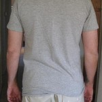 Undershirt Review – Old Navy – Men's Gray Crewneck
