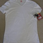 Undershirt Review – Jockey 3-D Innovations High V-neck T-shirt-Undershirt