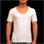 Ask Tug: Is there a V-Neck Undershirt with a wider neck opening?