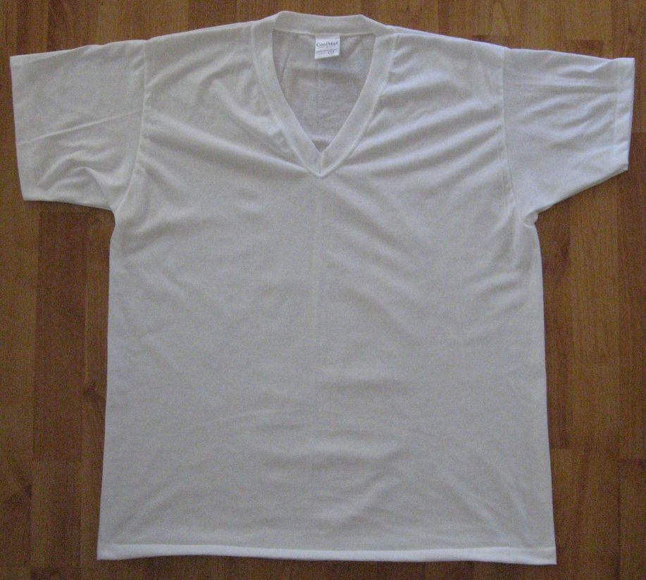 Coolmax undershirt from CoolClothingUSA