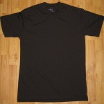 Undershirt Review: Black Crewneck Undershirt (Nylon-Lycra blend) from Execwear