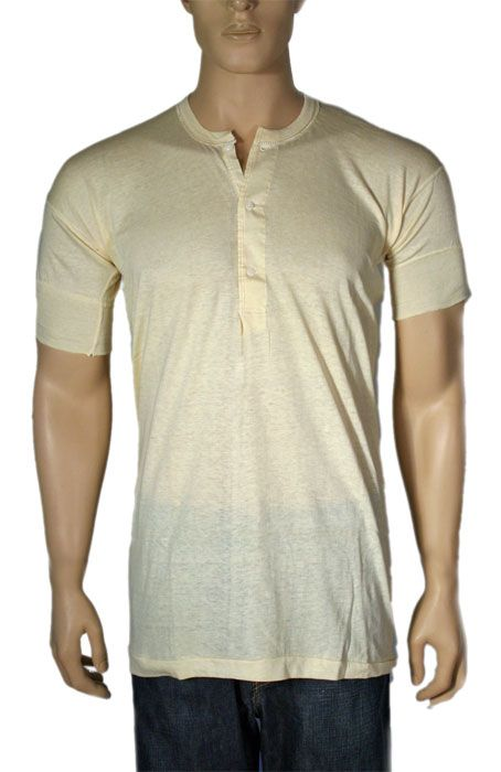 1940 vintage henley undershirt