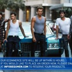 Equmen.com taking orders for their Core Precision Undershirt!