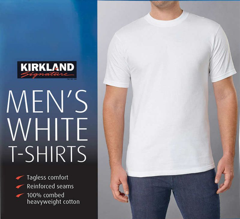 Costco crew neck undershirt