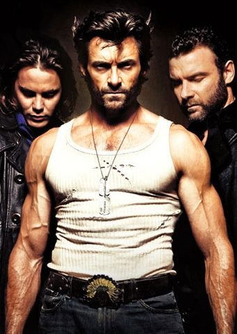 Hugh Jackman's Wolverine Tank Top Undershirt in X-Men Origins