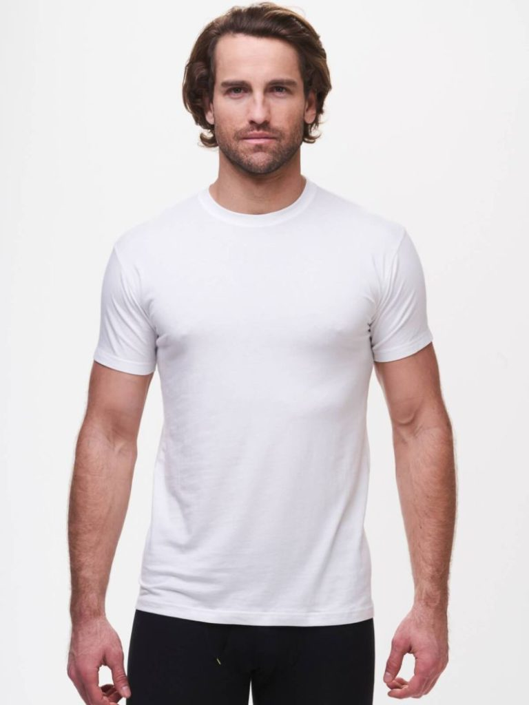 tasc tight neck undershirt