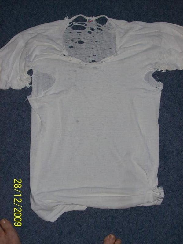 Super thin undershirt from india