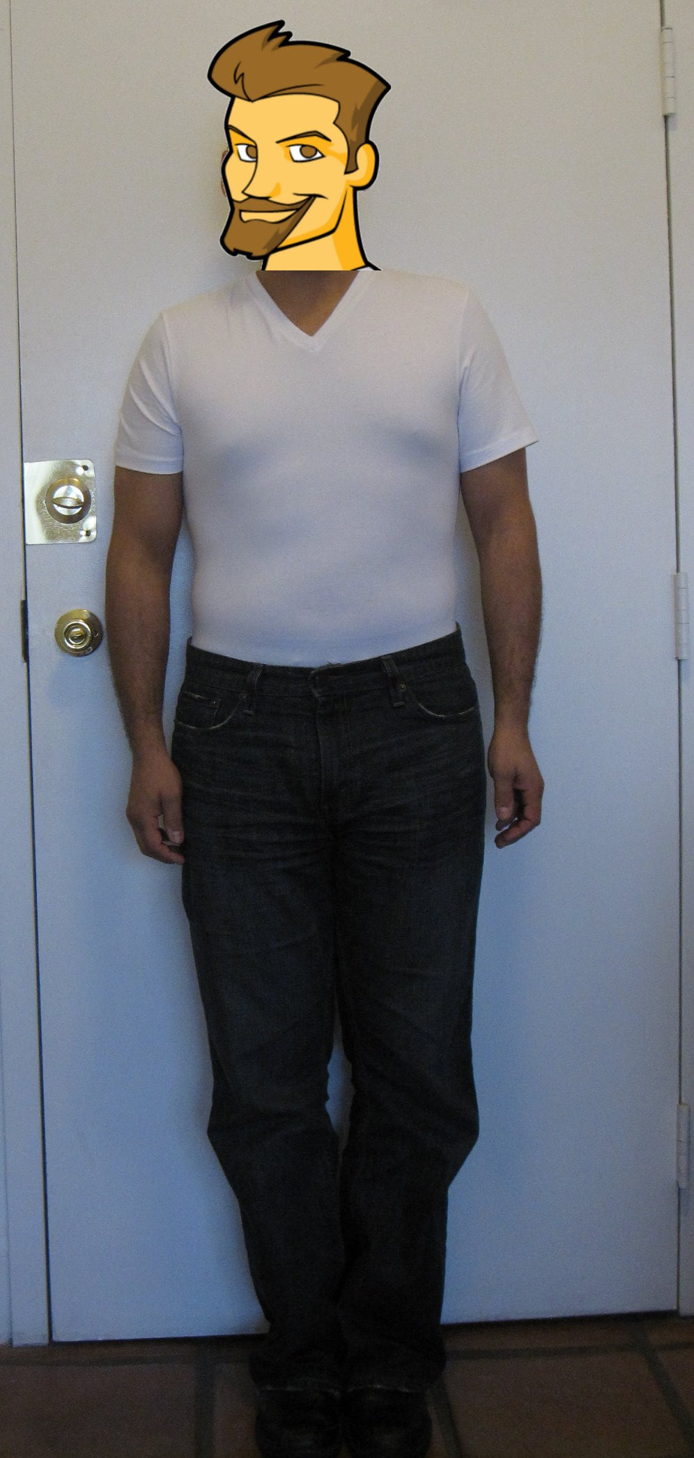 72c824f4a22dd Cotton Compression Undershirt Review  Spanx for Men