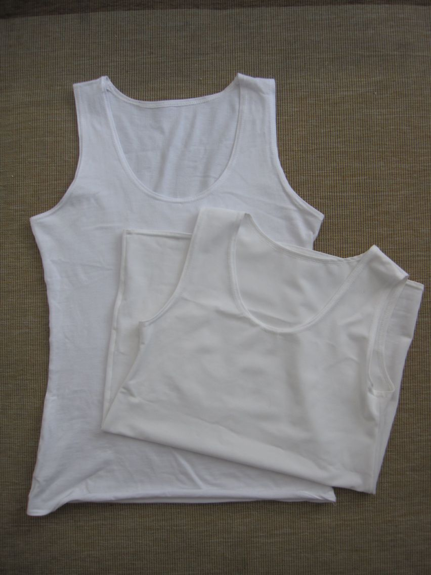 Just the word undershirt brings to mind a not-so-flattering list of TV characters from Ed Bundy to Homer Simpson and beyond. But like other practical man things (ball powder, nose hair trimmers, even no-show socks) undershirts just make sense. Besides, the best undershirts are nothing like the ribbed tank tops of .