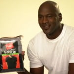 "Hanes Launches New Michael Jordan Undershirt ""Bacon Neck"" Television Commercial"
