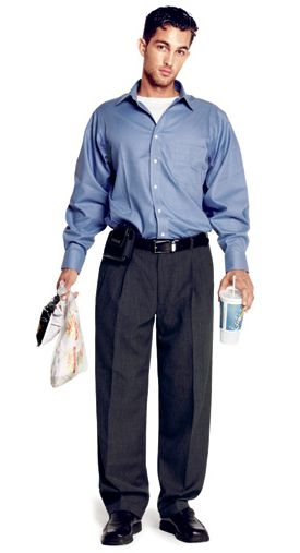 Undershirts vs. Professionalism | Undershirt Guy Blog