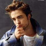 Robert Pattinson Makes a Crappy Undershirt Look Good