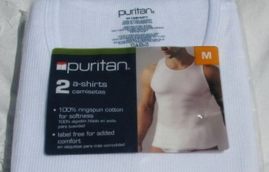 Where Can I Find Puritan Brand Athletic Shirts (Tank Tops)?