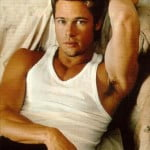 Tank Tops. Brad Pitt Style