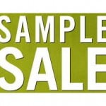 Freshpair April Sample Sale. Buy One Get One FREE