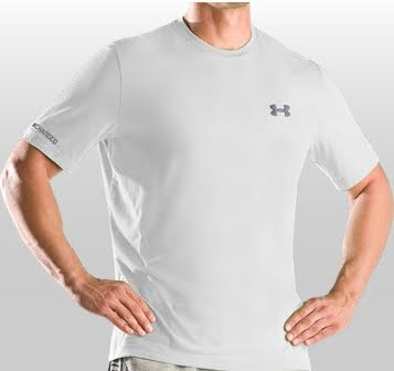 4c98020d6 Under Armour Charged Cotton T-Shirt Dries 5 Times Faster Than Standard  Cotton