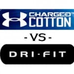 UA Charged Cotton vs. Nike Dri-Fit Cotton? What's the Difference?