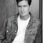 Charlie Sheen Signs New Undershirt Endorsement Deal