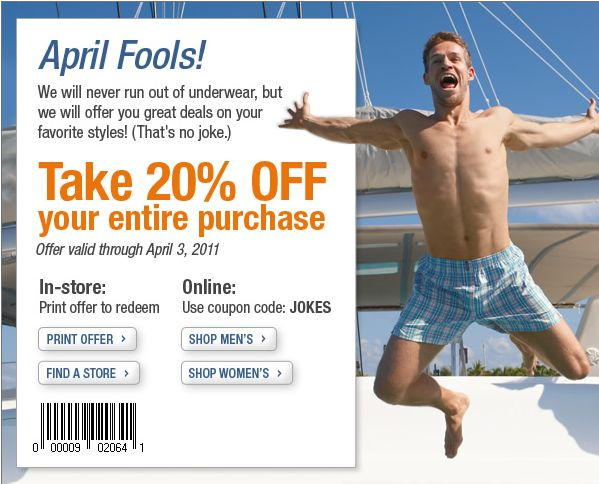 Jockey underwear coupon code
