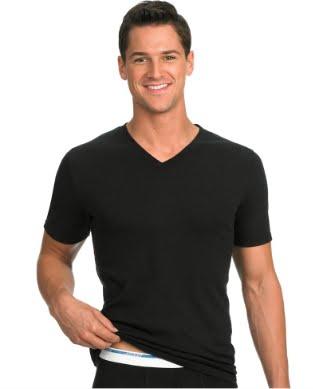 Form fitting not too tight undershirts undershirt guy blog for Tight collar t shirts