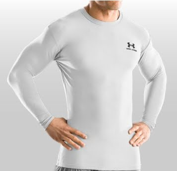 under armour fashion t shirt white