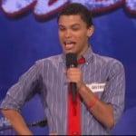 America's Got Talent Daniel Joseph Baker. An Undershirt Offer from Tug