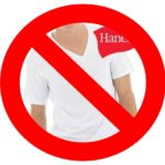 I'm Done with Hanes Undershirts