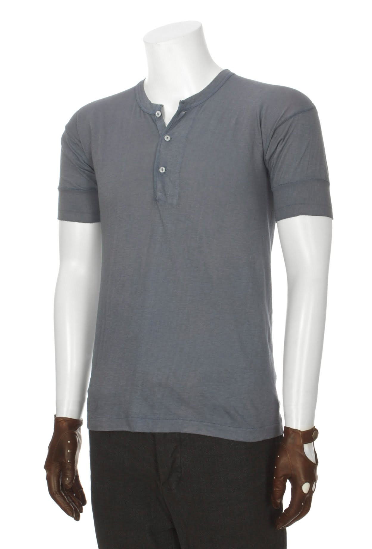 what henley shirt was ryan gosling wearing in his new film