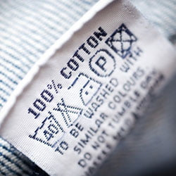 Sewn-in Care Labels