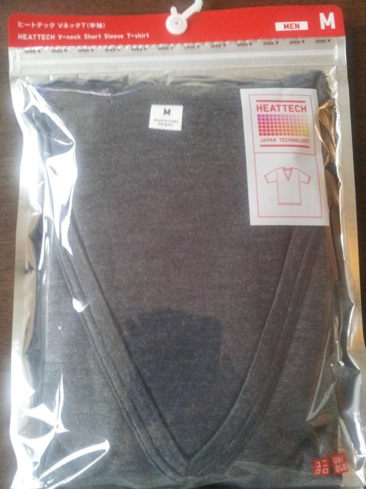 Uniqlo Heattech Tights Uniqlo Heattech Short Sleeve