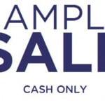 Freshpair NYC Sample Sale. May 30 & June 1