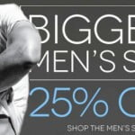 Freshpair Launches Their Biggest Men's Sale of the Year!