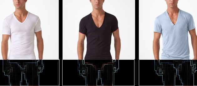 4714ade090 Deep V Neck Undershirts – Top Recommendations