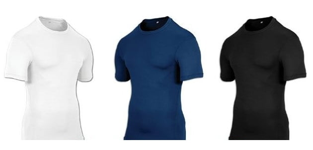 Inexpensive Compression Undershirts   71710ac40f20