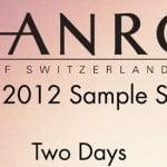 HANRO USA: Fall 2012 Sample Sale in NYC