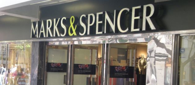 In Store ECommerce Is Here Marks Spencer Unveils