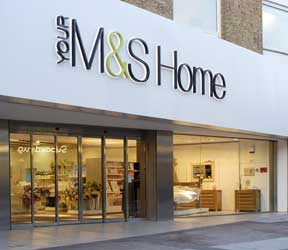 Marks And Spencer Home Furniture Store