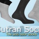 Sutran Launches Anti-Odor Socks