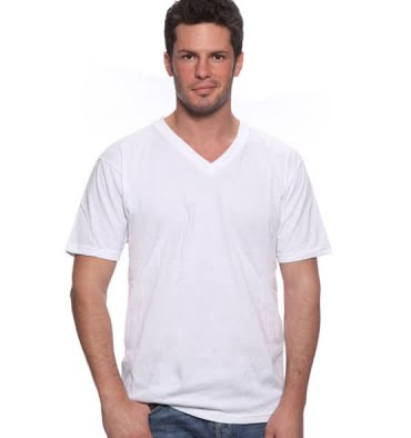 All American Clothing White T-Shirts | Undershirt Guy Blog