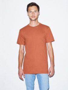 American Apparel fine jersey organic t-shirt
