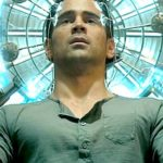 What Henley Shirt Was Colin Farrell Wearing in Total Recall (2012)?