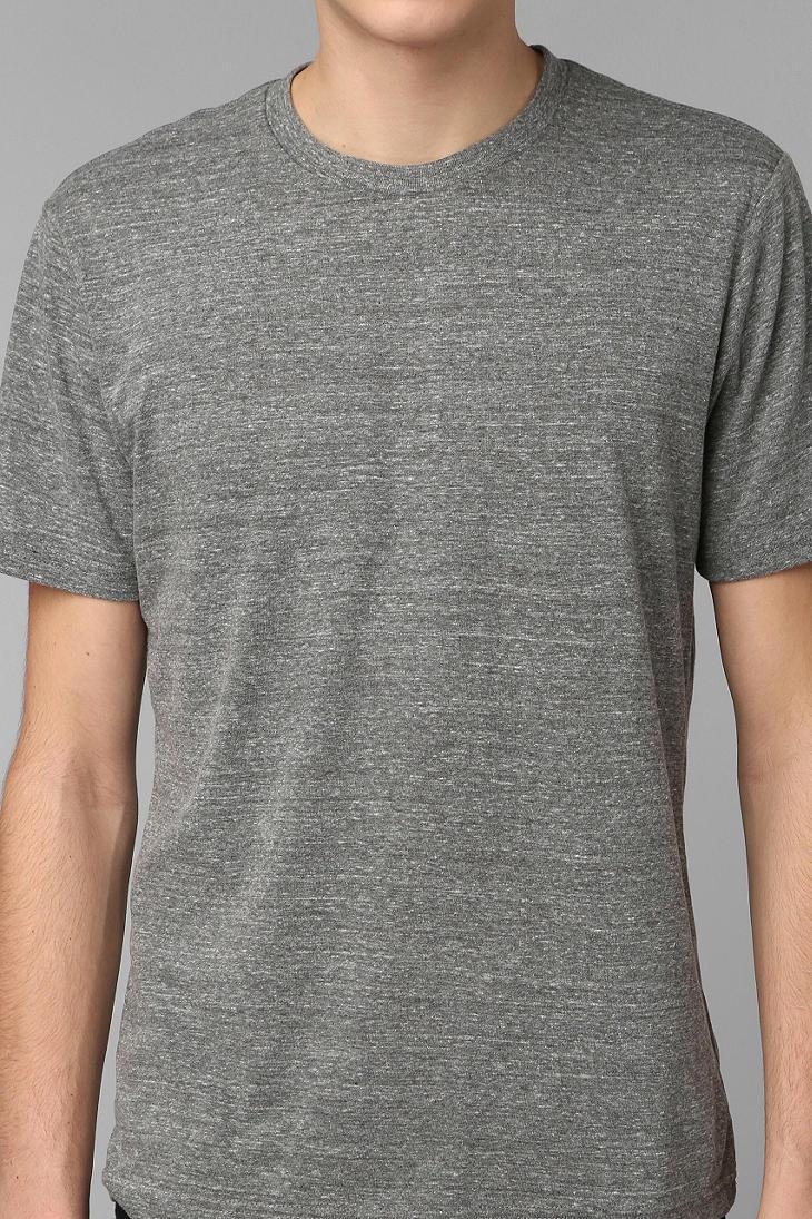 Blank Heather Gray T Shirt