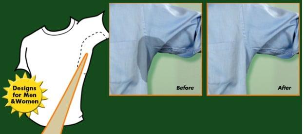 Shur T Sweat Through Resistant Undershirts Undershirt