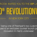 Hey New Yorkers! Wanna Go To An Exclusive Frigo Underwear Launch Party??