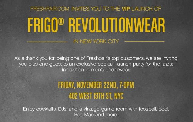 frigo-revolutionwear-launch-party