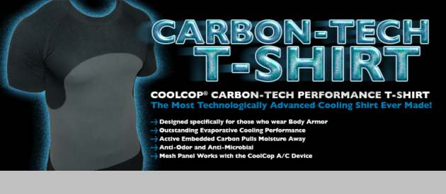 coolcop cooling undershirt feature