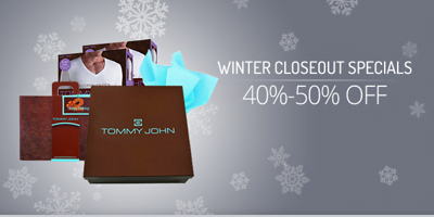 Tommy John Closeout Sale | Tommy John Discount