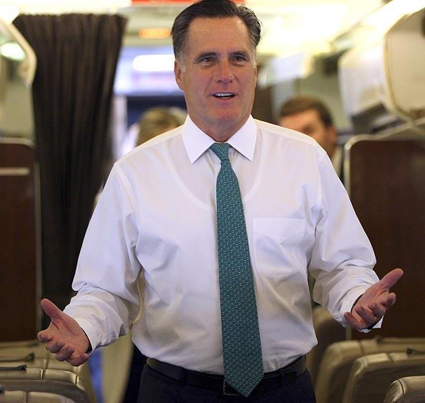 Mitt Romney 39 S Undershirt Temple Garment Visible Through